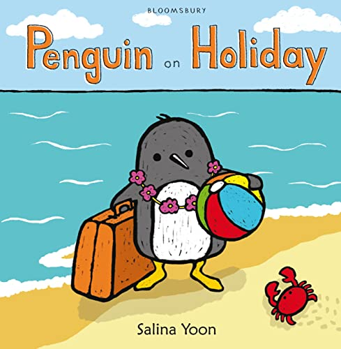 9781408839072: Penguin on Holiday