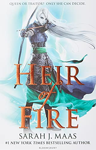 9781408839126: Heir of Fire: 3 (Throne of Glass)