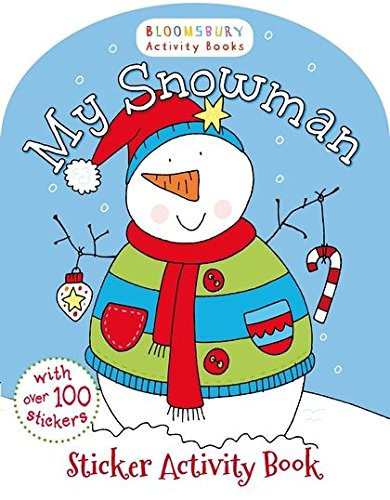 My Snowman Activity and Sticker Book: Bloomsbury Group
