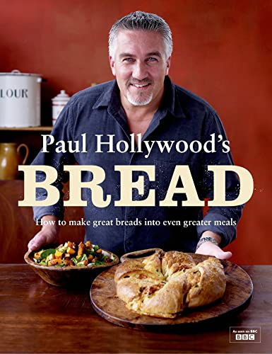 9781408840696: Paul Hollywood's Bread