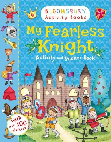 9781408840702: My Fearless Knight Activity and Sticker Book (Chameleons)