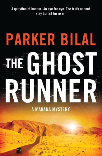 9781408841112: The Ghost Runner: A Makana Investigation