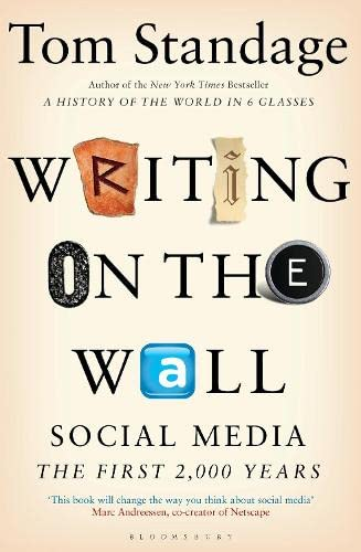 9781408842065: Writing on the Wall: Social Media - The First 2,000 Years