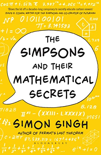 9781408842812: The Simpsons and Their Mathematical Secrets