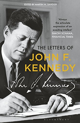 9781408843376: The Letters of John F. Kennedy