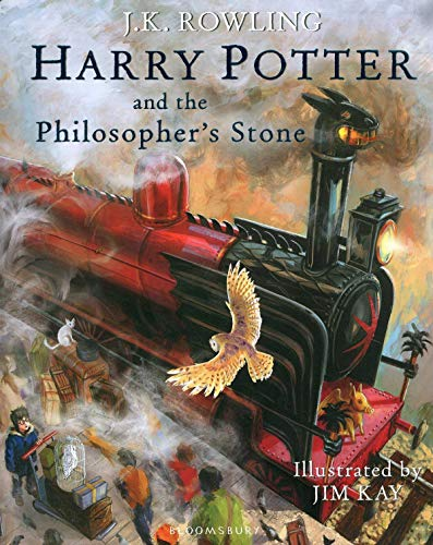 9781408845646: Harry Potter and the Philosopher's Stone. Illustrated Edition