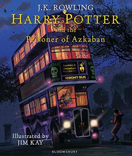 9781408845660: Harry Potter And The Prisoner Of Azkaban: Illustrated Edition (Harry Potter Illustrated Edtn)