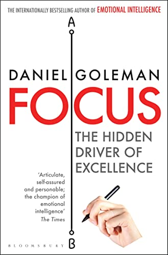 9781408845882: Focus: The Hidden Driver of Excellence