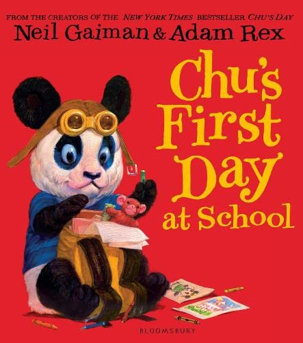 9781408847039: Chu's First Day at School