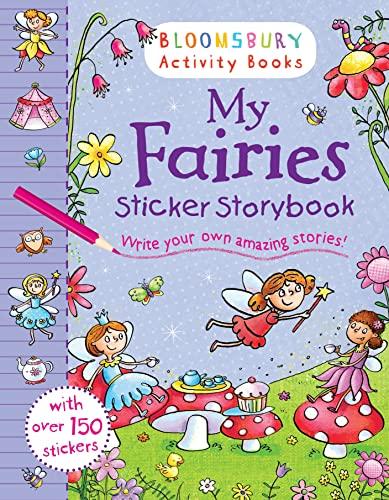 9781408847282: My Fairies Sticker Storybook (Chameleons)