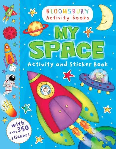 9781408847312: My Space Activity and Sticker Book (Activity & Sticker Book)