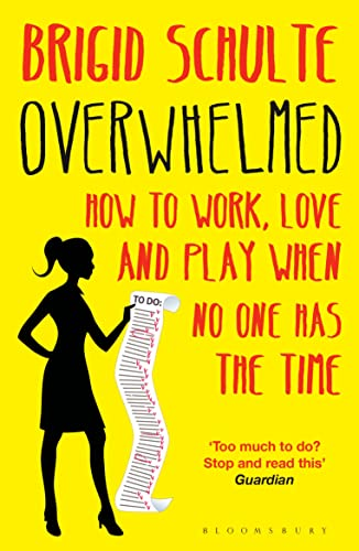 9781408849453: Overwhelmed: Work, Love, and Play When No One Has the Time