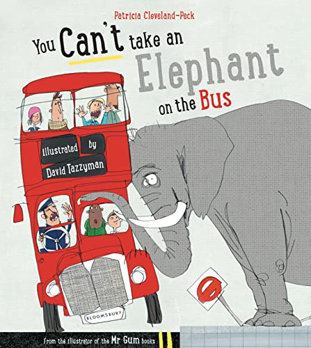 9781408849804: You Can't Take an Elephant on the Bus