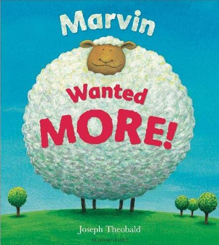 9781408850015: Marvin Wanted More!