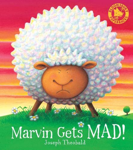 9781408850022: Marvin Gets Mad!