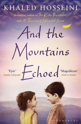 9781408850053: And the Mountains Echoed