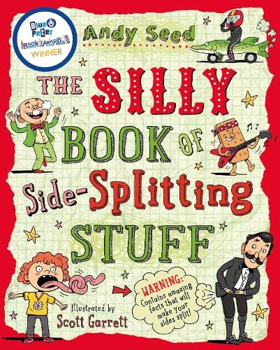 9781408850794: The Silly Book of Side-Splitting Stuff