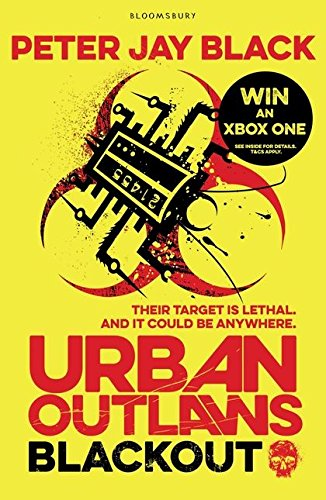 9781408851456: Blackout (Urban Outlaws)