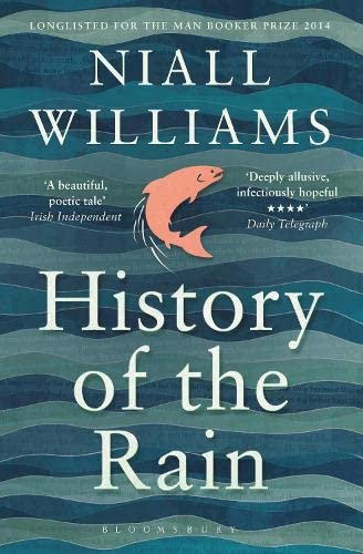 9781408852057: History of the Rain: Longlisted for the Man Booker Prize 2014