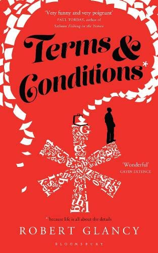 Terms & Conditions 9781408852200 Frank has been in a car accident*. The doctor tells him he lost his spleen, but Frank believes he has lost more. He is missing memories - of those around him, of the history they share and of how he came to be in the crash. All he remembers is that he is a lawyer who specialises in small print**. In the wake of the accident Frank begins to piece together his former life - and his former self. But the picture that emerges, of his marriage, his family and the career he has devoted years to, is not necessarily a pretty one. Could it be that the terms and conditions by which Frank has been living are not entirely in his favour***? In the process of unravelling the knots into which his life has been tied, he learns that the devil really does live in the detail and that it's never too late to rewrite your own destiny. *apparently quite a serious one **words that no one ever reads *** and perhaps never have been