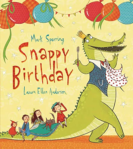 Snappy Birthday: Sperring, Mark