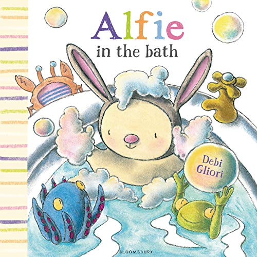 9781408853511: Alfie in the Bath