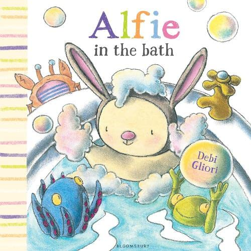 9781408853528: Alfie in the Bath