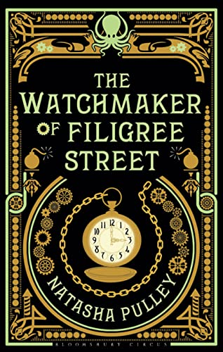 THE WATCHMAKER OF FILIGREE STREET - EXCLUSIVE LIMITED, SIGNED, NUMBERED, STAMPED & EMBOSSED FIRST...