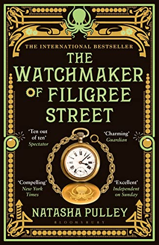 9781408854310: The Watchmaker of Filigree Street