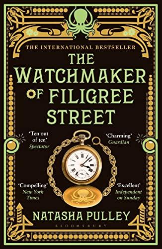 9781408854310: The Watchmaker of Filigree Street: The International Bestseller
