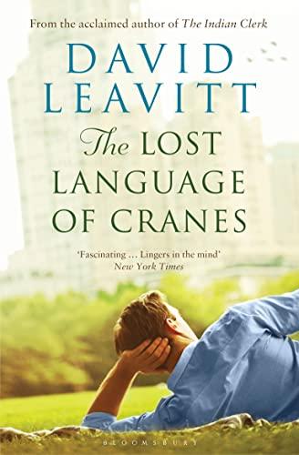 9781408854587: The Lost Language of Cranes