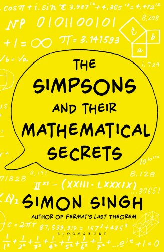 9781408855102: The Simpsons and their Mathematical Secrets