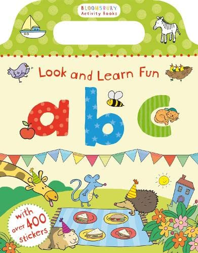 9781408855126: Look and Learn Fun ABC (Chameleons)