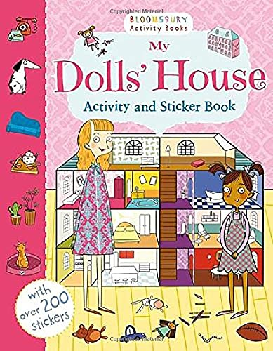 My Dolls' House Activity and Sticker Book (Sticker Activity Books)