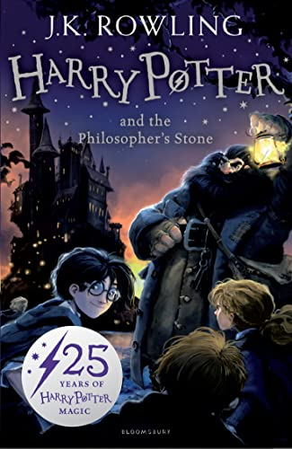 9781408855652: Harry Potter and the Philosopher's Stone
