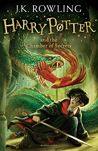 9781408855669: Harry Potter and the Chamber of Secrets, Book 2