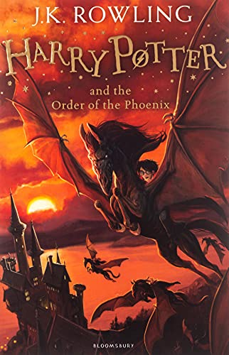 9781408855690: Harry Potter and the Order of Phoenix: 5/7