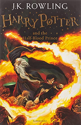 9781408855706: Harry Potter and the Half-Blood Prince