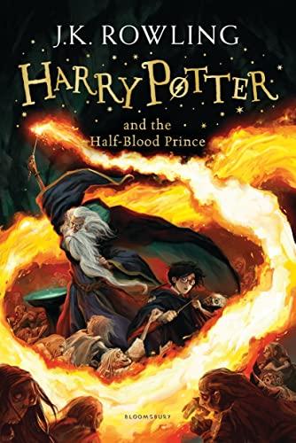 9781408855706: Harry Potter & The Half Blood Prince