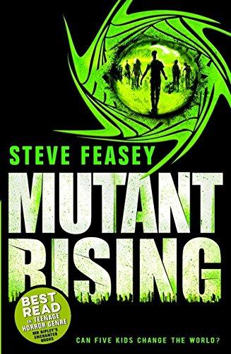 9781408855720: Mutant Rising (Mutant City)
