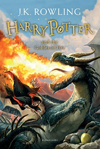 9781408855928: Harry Potter and the Goblet of Fire: 4/7