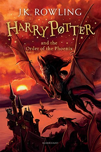 Harry potter and order of phoenix: Rowling, J.K.