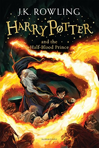 9781408855942: Harry Potter and the Half-Blood Prince