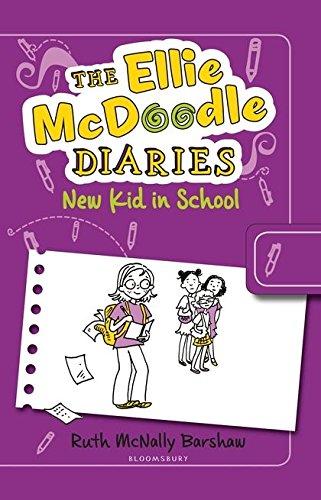 9781408855966: The Ellie McDoodle Diaries: New Kid in School