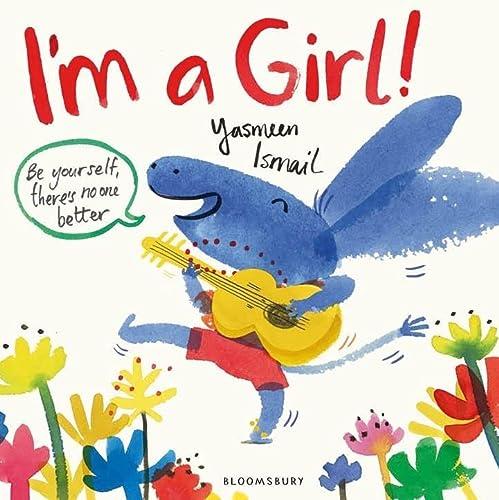 9781408857007: I'm a Girl!