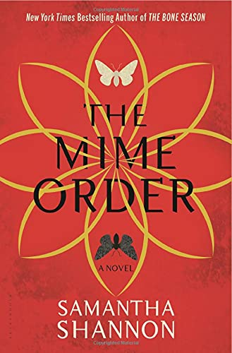 9781408857397: The Mime Order (The Bone Season)