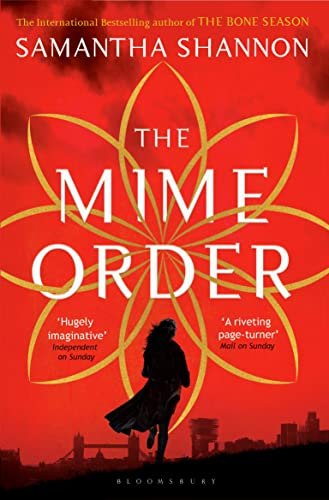 9781408857427: The Mime Order (The Bone Season)
