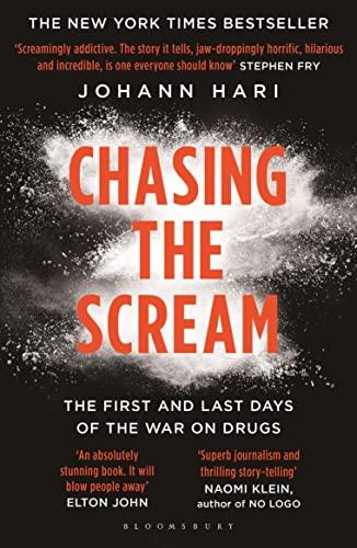 9781408857823: Chasing The Scream