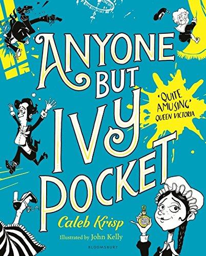 9781408858646: Anyone but Ivy Pocket