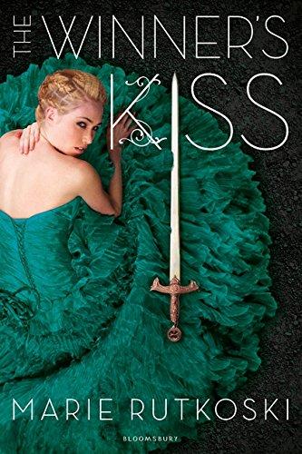 9781408858745: Winner's Kiss